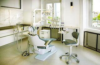 Zahnarzt in Ungarn behandlungszimmer