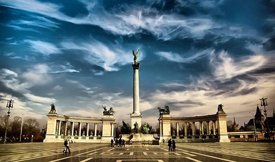 Zahncheck in Budapest am Wochenende